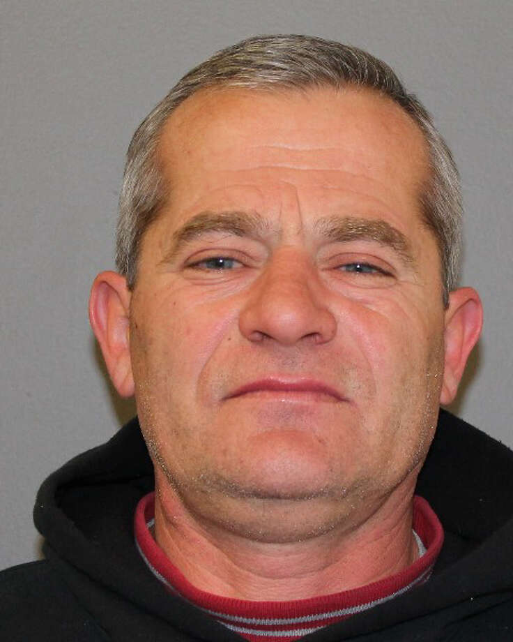 George Cupi, 52, of Westside Lane, Shelton, was arrested on Monday, Dec. 21, 2015 on fugitive from justice charges and placed in a $100,000 bond. Cupi is accused of fatally shooting a New York City man following a traffic dispute in 2011. Cupi is awaiting extradition to New York on various charges. Photo: /