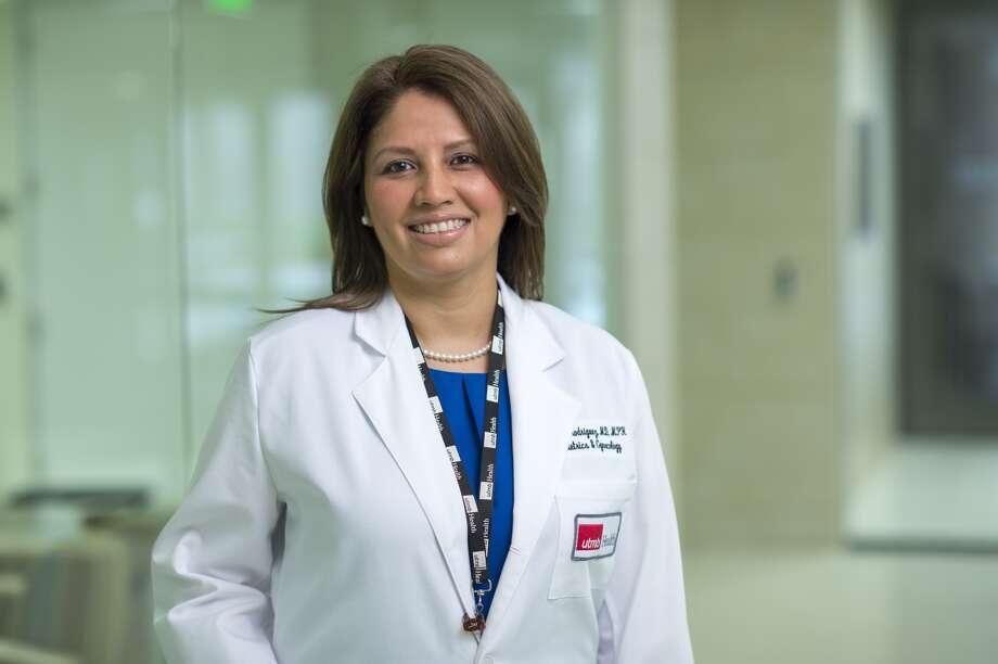Dr. Ana Rodriguez, assistant professor of obstetrics and gynecology at UTMB-Galveston Photo: UTMB-Galveston