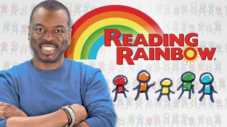 Stressed adults rejoice: Reading Rainbow's LeVar Burton has a podcast where he reads you stories