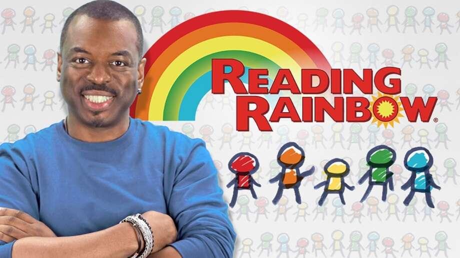 Get ready for LeVar Burton storytime. Photo: Reading Rainbow