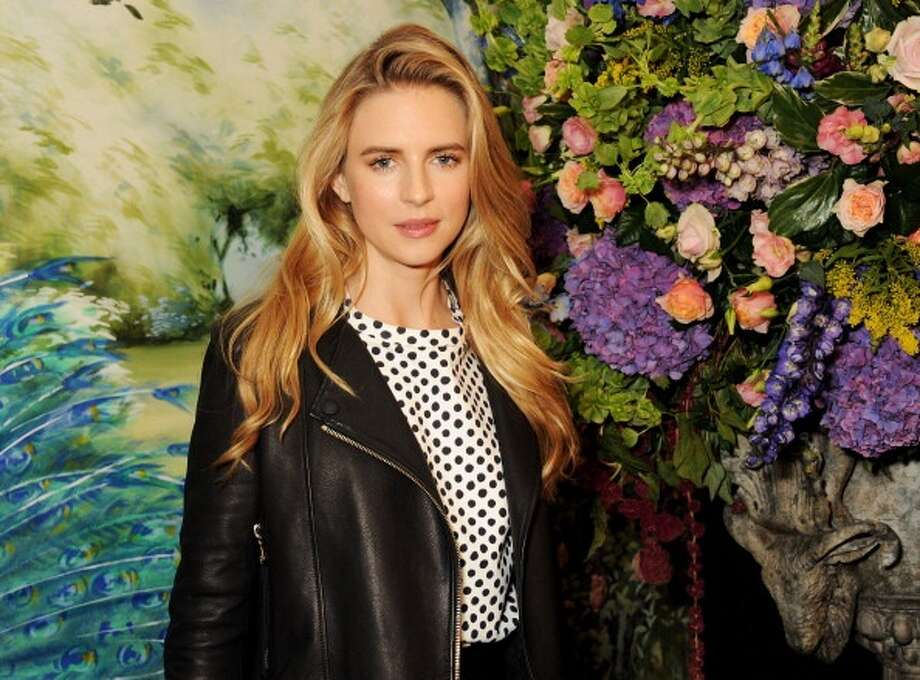 Brit Marling Photo: David M. Benett