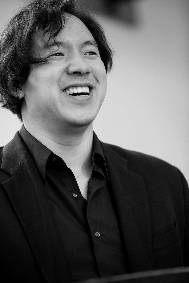 Conductor Ming Luke will lead the premiere of Kurt Erickson's piece. Photo: Berkeley Symphony