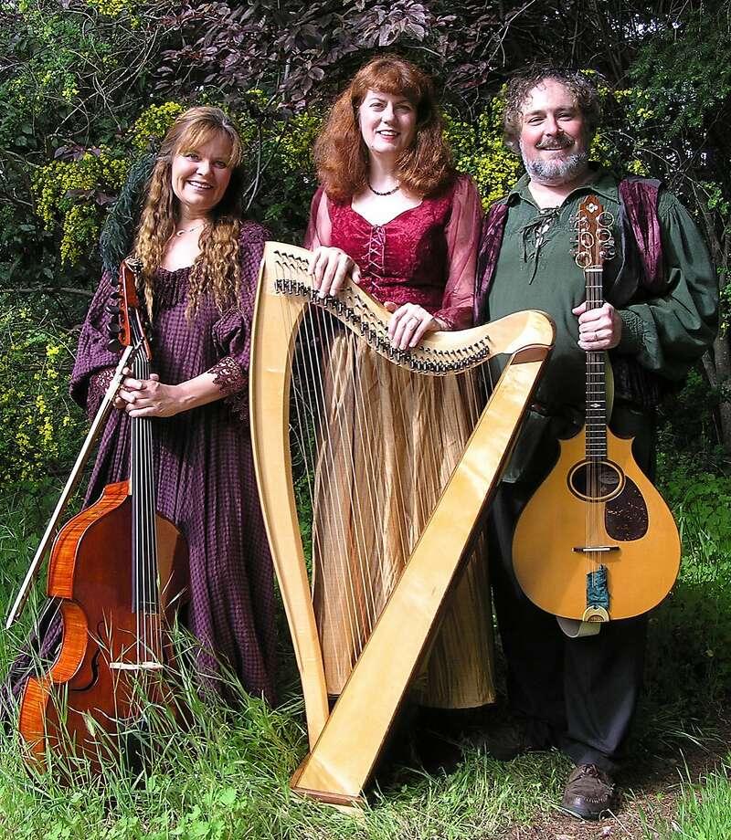 The instrumental ensemble Broceliande will perform. Photo: Broceliande