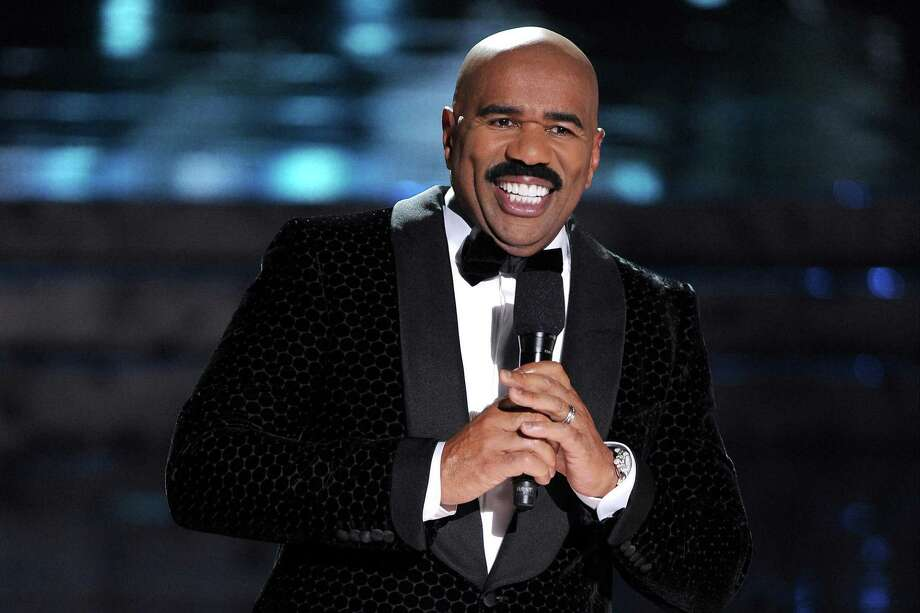 Steve Harvey talks about that scathing staff memo: 'I can't write