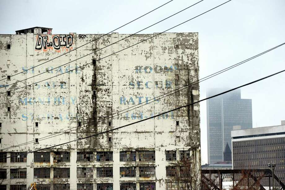 Photos: Central Warehouse nearing sale - Times Union