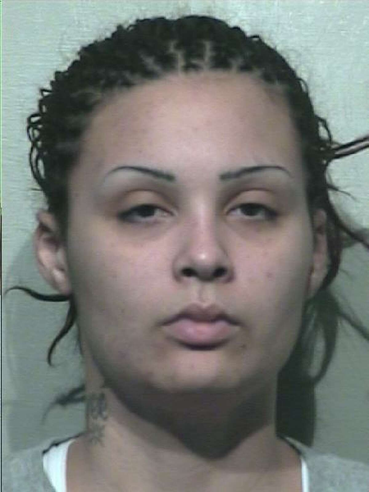 Amanda Rensvold, pictured in a 2012 photo from the Department of Corrections.