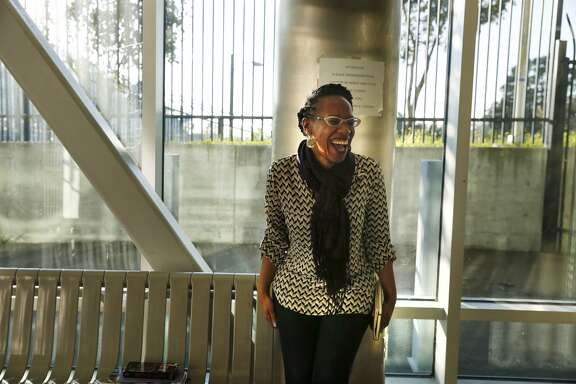 Lateefah Simon, a 2015 Visionary of the Year nominee.