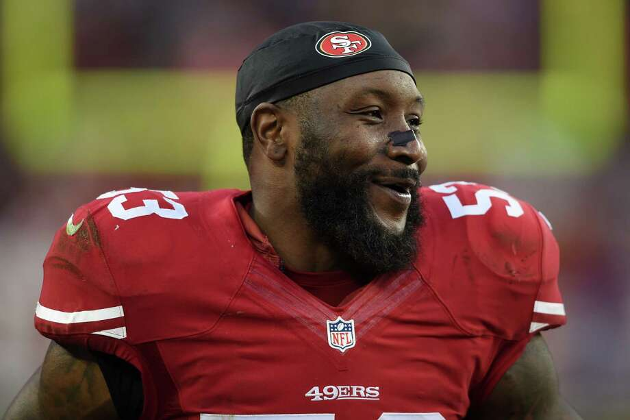 NaVorro Bowman. Photo: Thearon W. Henderson / Getty Images / 2015 Getty Images