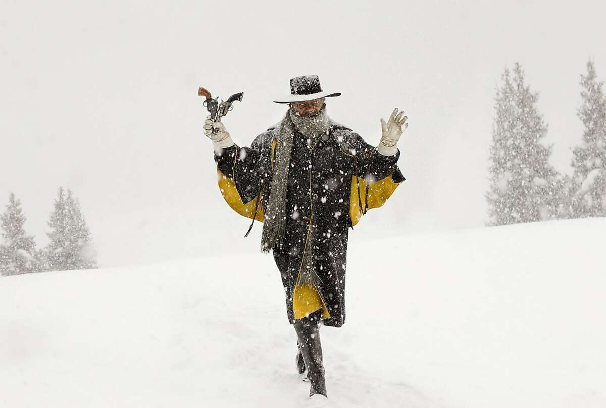 """Samuel L. Jackson in """"The Hateful Eight."""" MUST CREDIT: Andrew Cooper for The Weinstein Company"""