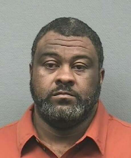 Tyrone Roy Auzenne (b/m, 43), is charged with murder in the 232nd State District Court for his role in the killing of Michael Vaughn, 55, of Humble.   Officers were dispatched to a shooting in-progress call at a city of Houston Solid Waste Management facility at the above address.  The officers arrived and immediately detained Auzenne and recovered a weapon.  Mr. Vaughn was found in his office.  He had sustained gunshot wounds.  Paramedics pronounced Vaughn deceased at the scene. Photo: Houston Police Department / Houston Police Department
