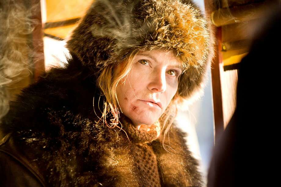 "Best supporting actress:  Jennifer Jason Leigh (""The Hateful Eight"") Photo: Andrew Cooper, Associated Press"