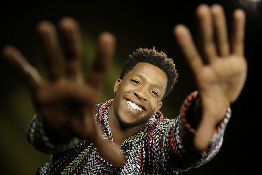 Rapper Richard Colbert goes by the name iLoveMemphis. Photo: Damian Dovarganes, Associated Press