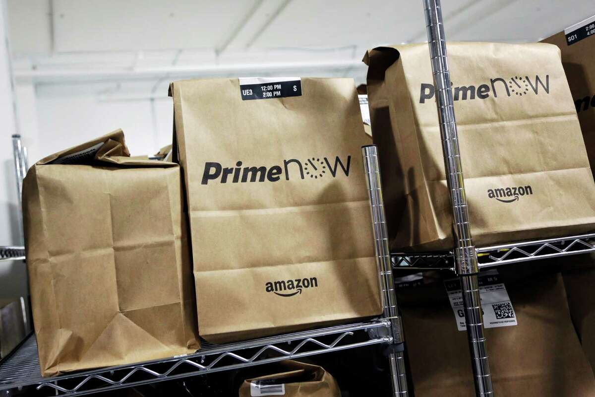Click to see some of the gifts you can get delivered within two hours using Amazon Prime Now.