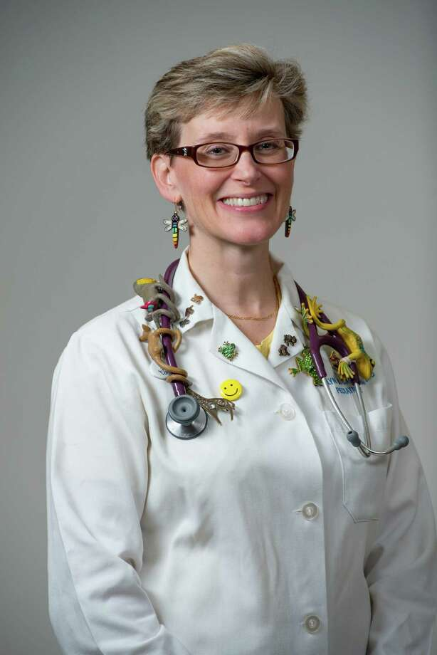 Carolyn B. Carlson is a pediatrician at Kelsey-Seybold Clinic in Humble. Photo: Courtesy Photo