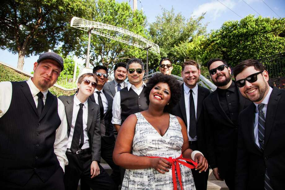 The Suffers Photo: Daniel Jackson / ONLINE_YES