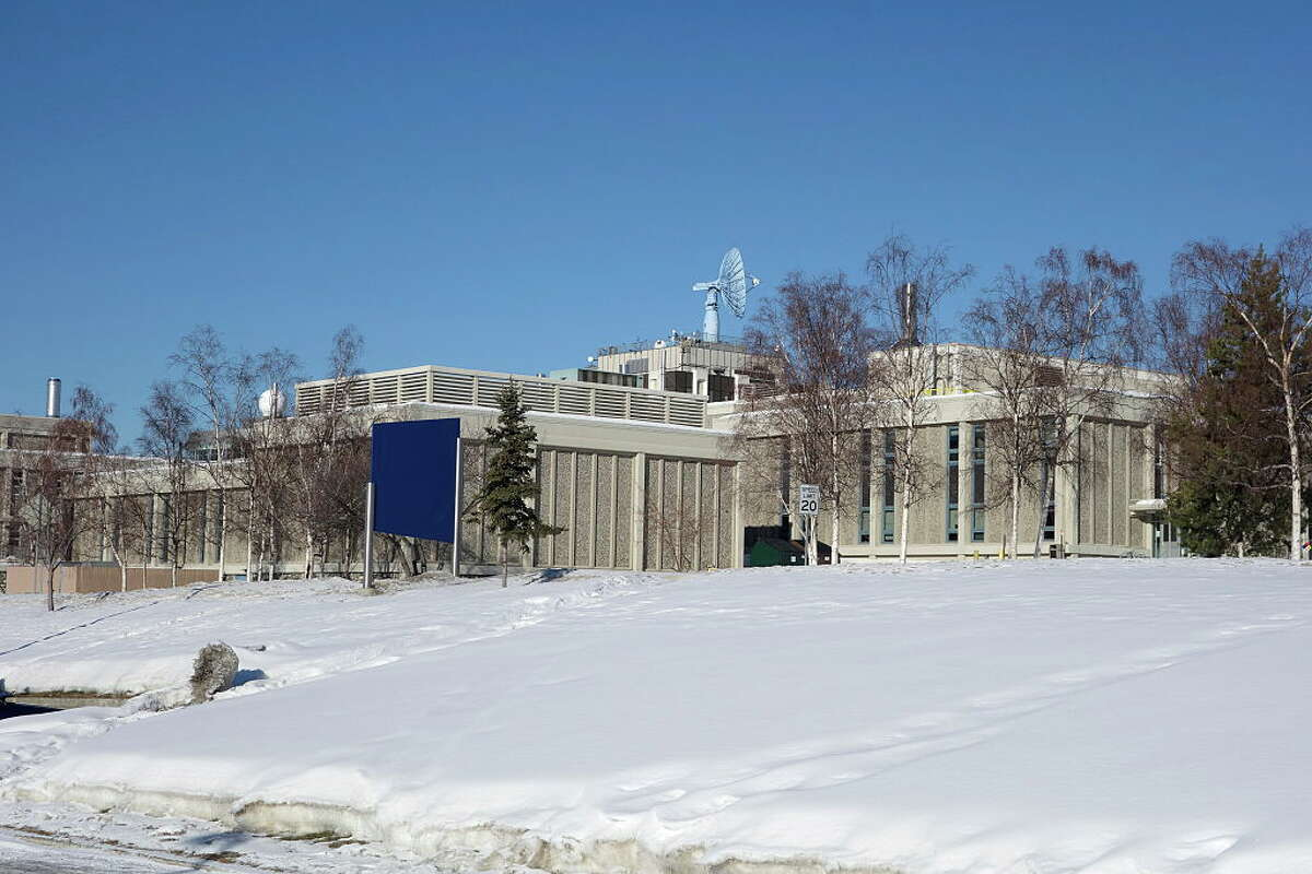 Alaska: University of Alaska Fairbanks Fairbanks, Alaska Founded: 1917