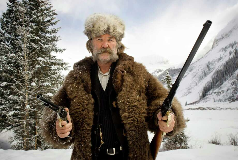 Kurt Russell stars in 'The Hateful Eight.' Photo: Andrew Cooper / © 2015 The Weinstein Company. All Rights Reserved.