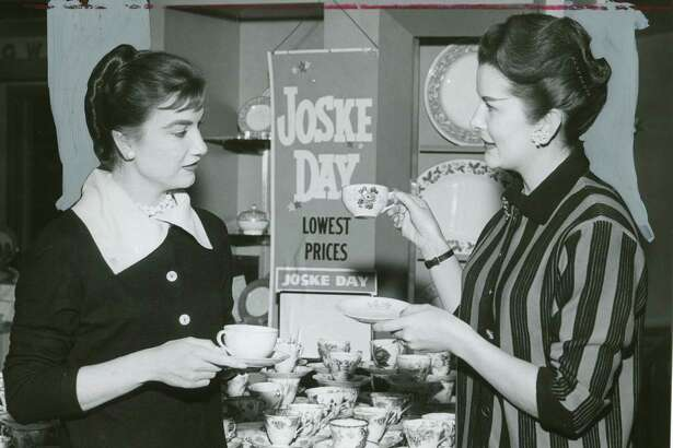 Joske's of Texas photographed in March 1958.