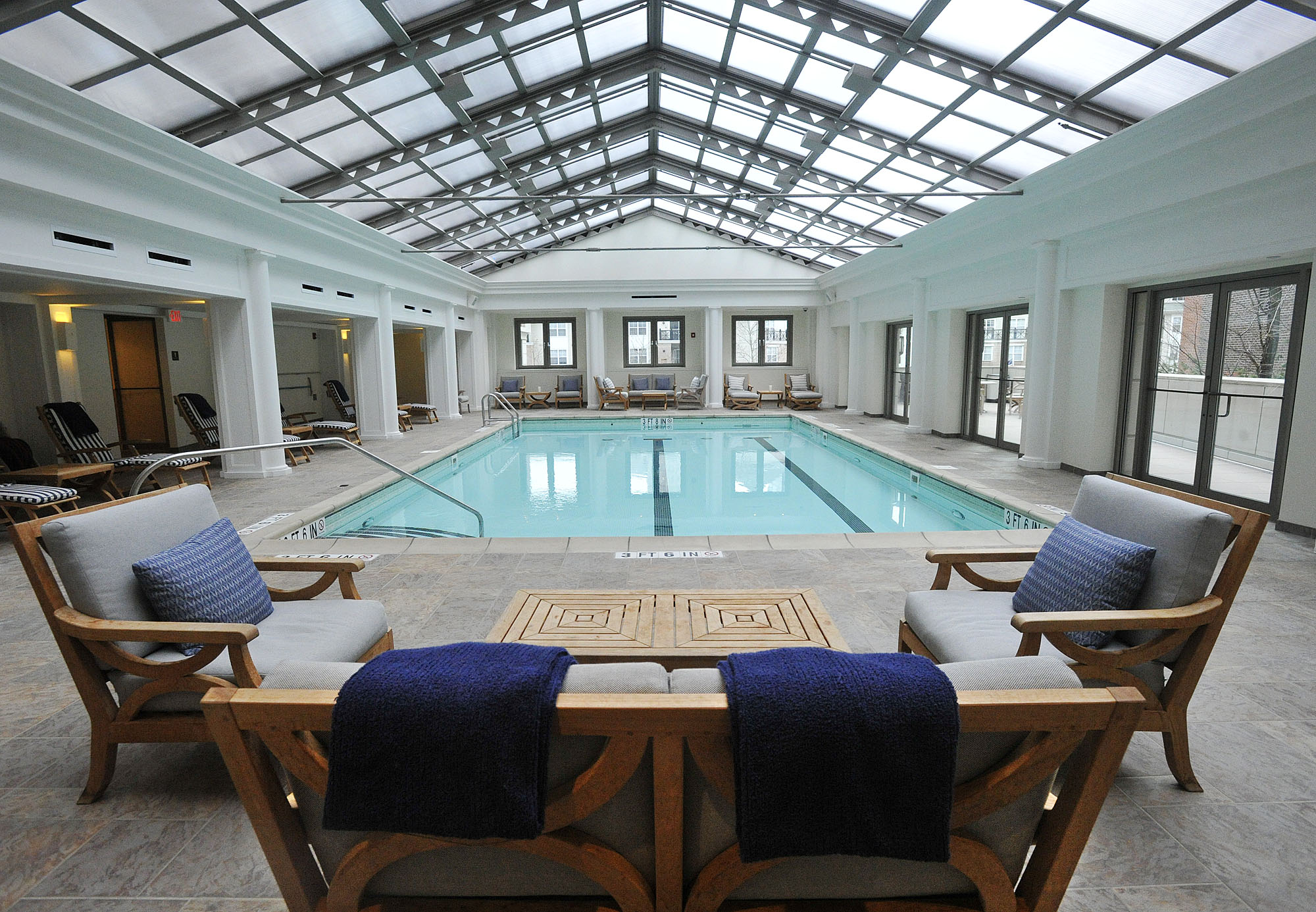 Buyer revealed of stamford luxury tower stamfordadvocate for Westhill swimming pool phone number