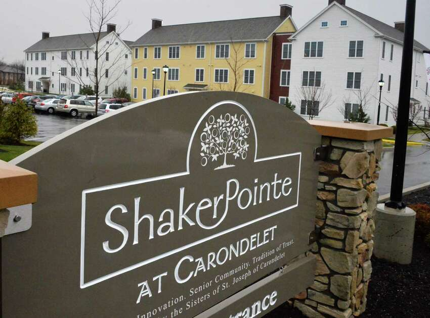 Apartment complexes at Shaker Pointe at Carondelet Wednesday Dec. 2, 2015 in Watervliet, NY. (John Carl D'Annibale / Times Union)