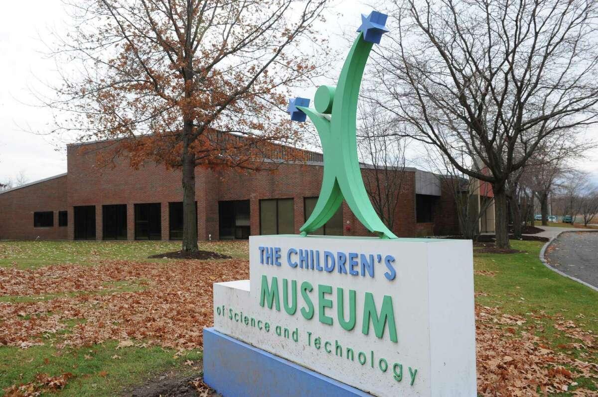 Thw CMOST children's museum on Saturday Nov. 7, 2015 in North Greenbush, N.Y. (Michael P. Farrell/Times Union) ORG XMIT: MER2015111217075418