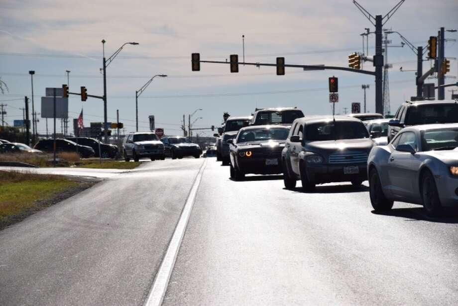 Rollover On U S 281 Near Evans Road Causes Delays San