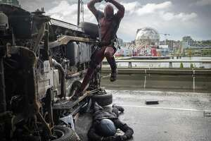 'Deadpool' is bad enough to be the future - Photo