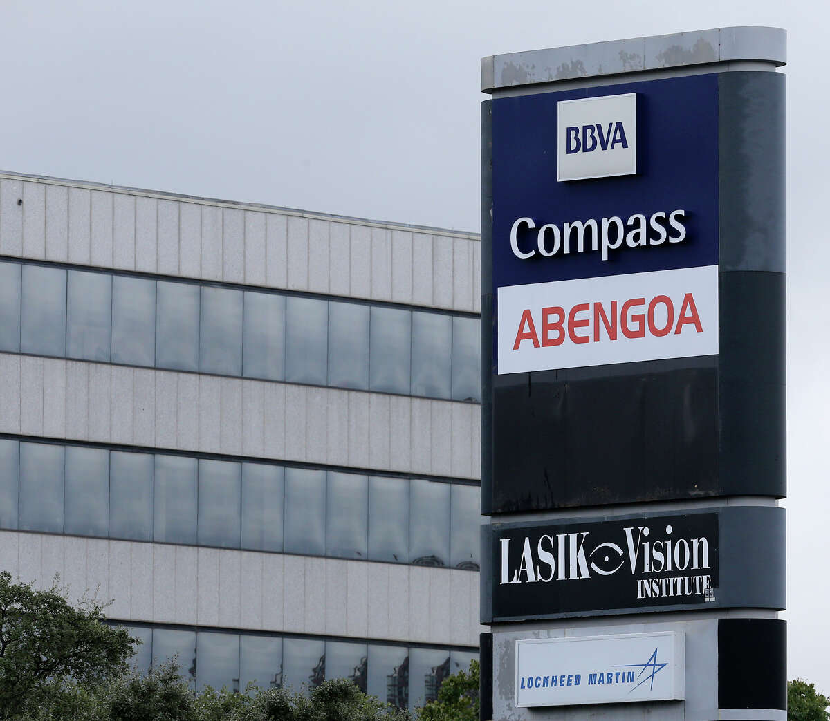 Abengoa is the Spanish multinational company whose subsidiary signed a contract with the San Antonio Water System to build the Vista Ridge pipeline. The company opened an office in San Antonio after the city signed the deal to get water from the pipeline.