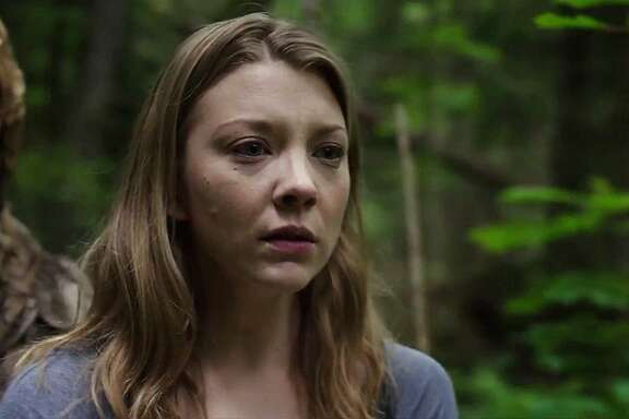 "Natalie Dormer as Sara in ""The Forest,"" opening at Bay Area theaters, Friday, Jan. 8.  Photo: Courtesy of Gramercy Pictures"
