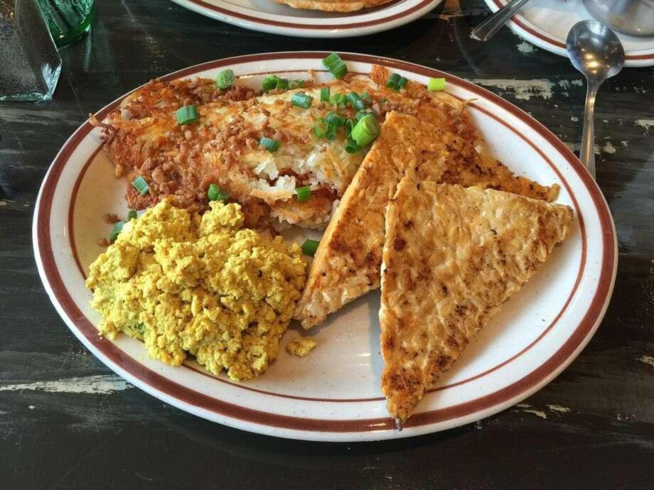 Wayward Vegan Cafe, 801 NE 65th St. Suite C, Roosevelt: Vegans and omnivores alike adore this veggie an gluten-free-friendly Mecca. Photo: Alyssa H./Yelp