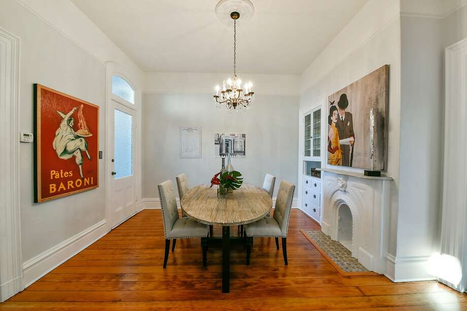 The home built in 1945 was recently restored. Photo: Open Homes Photography