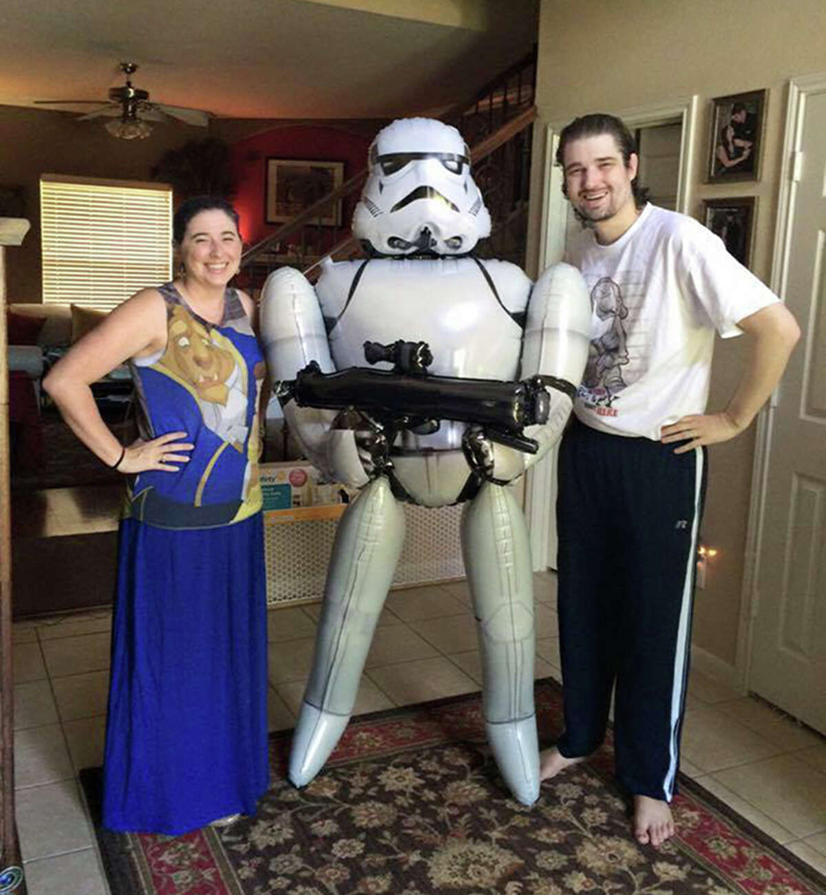 Daniel Fleetwood's story first went viral after posting a photo to social media saying that his dying wish was to watch the new Star Wars movie since it was likely he wouldn't make it to the release date. On Nov. 5 he was granted his wish, and was able to watch the movie in his home along with officials from the studio. He passed shortly after on Nov. 10 at the age of 31 after battling a rare tissue cancer.