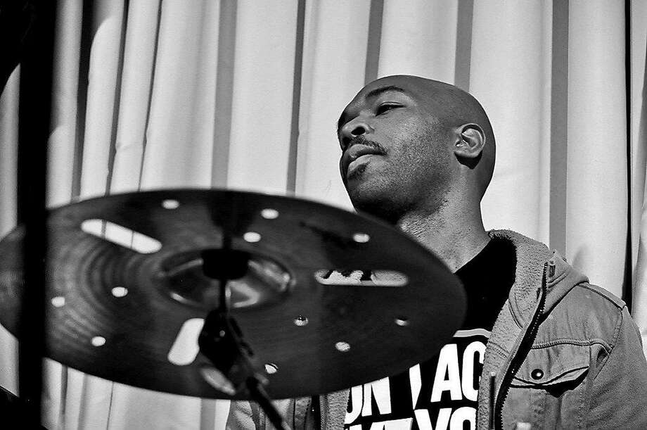 Eric Harland, jazz drummer and composer, will offer four shows. Photo: Kuumbwa Jazz