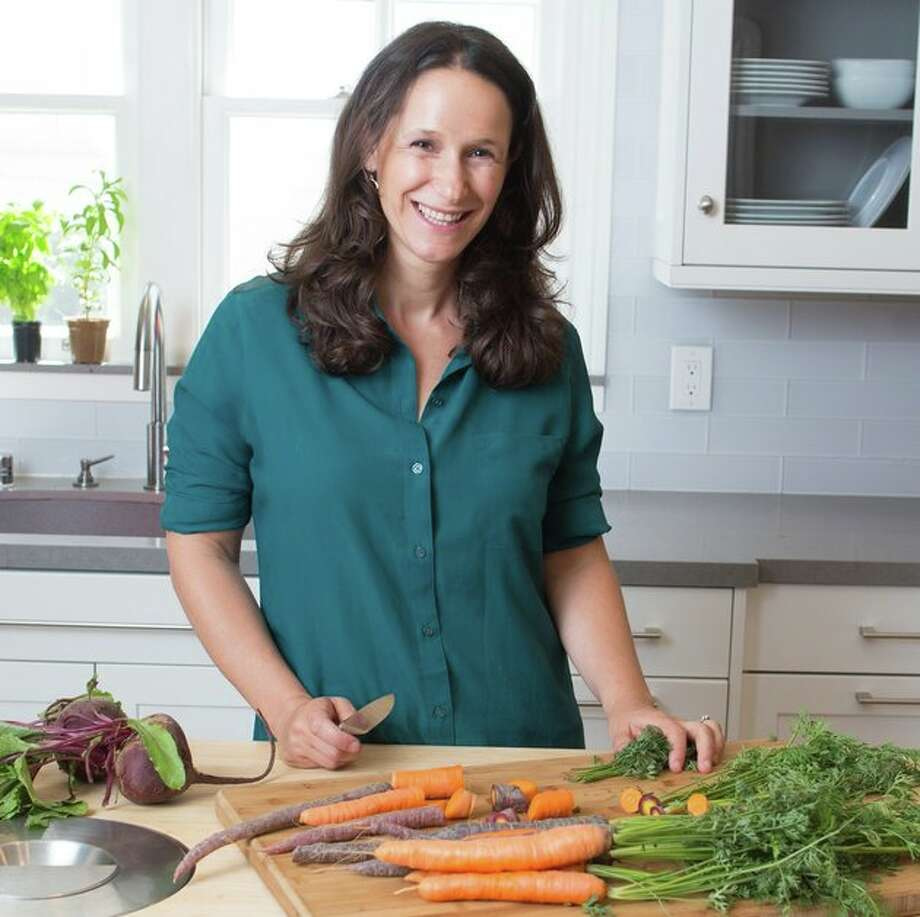 """Dana Gunders is the author of the """"Waste Free Kitchen Handbooké Photo: Chronicle Books"""