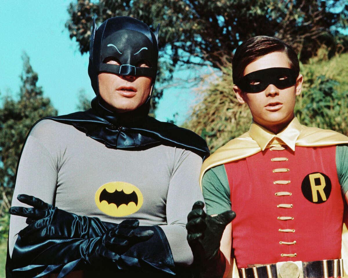 "The ""Batman"" TV series debuted in 1966."