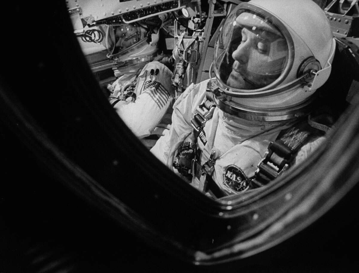 NASA launched five separate Gemini space missions in 1966.