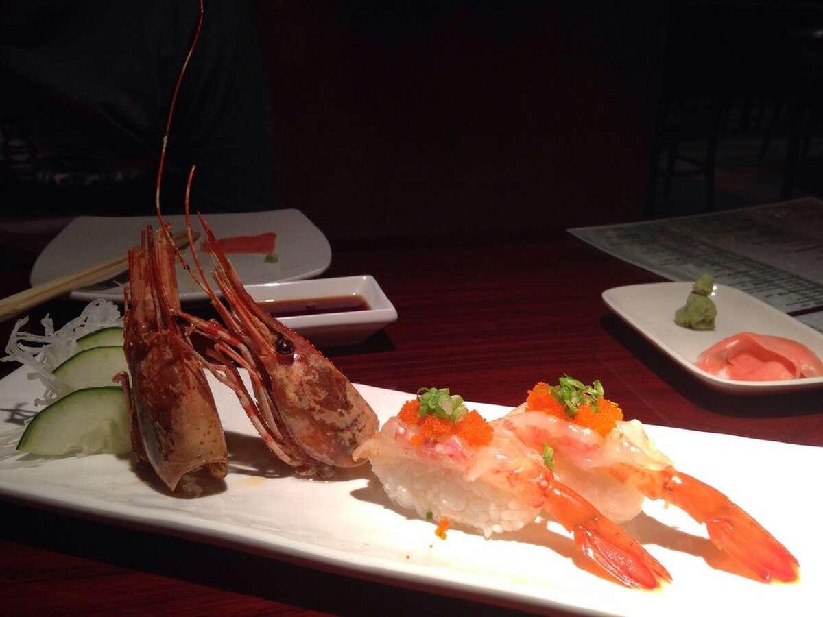Miyabi Sushi Where: 4502 Texas 6 North Cost: $$ Opened: October