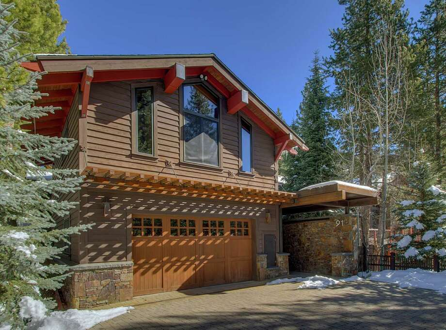 91 Winding Creek Road in Olympic Valley was built in 1996 as a vacation home and later updated to accommodate daily living for a family. / ONLINE_CHECK