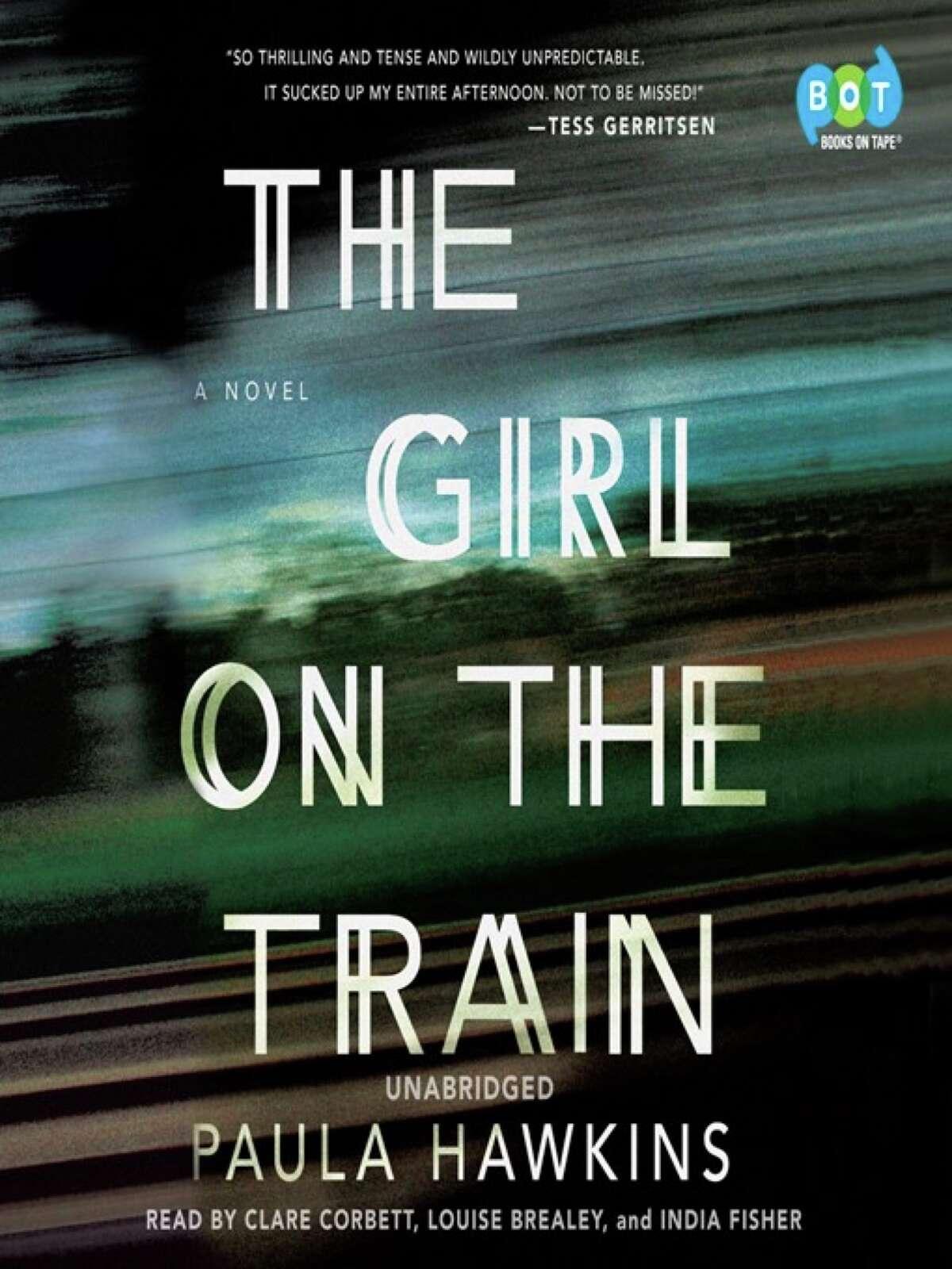 2) The Girl on the Train by Paula Hawkins