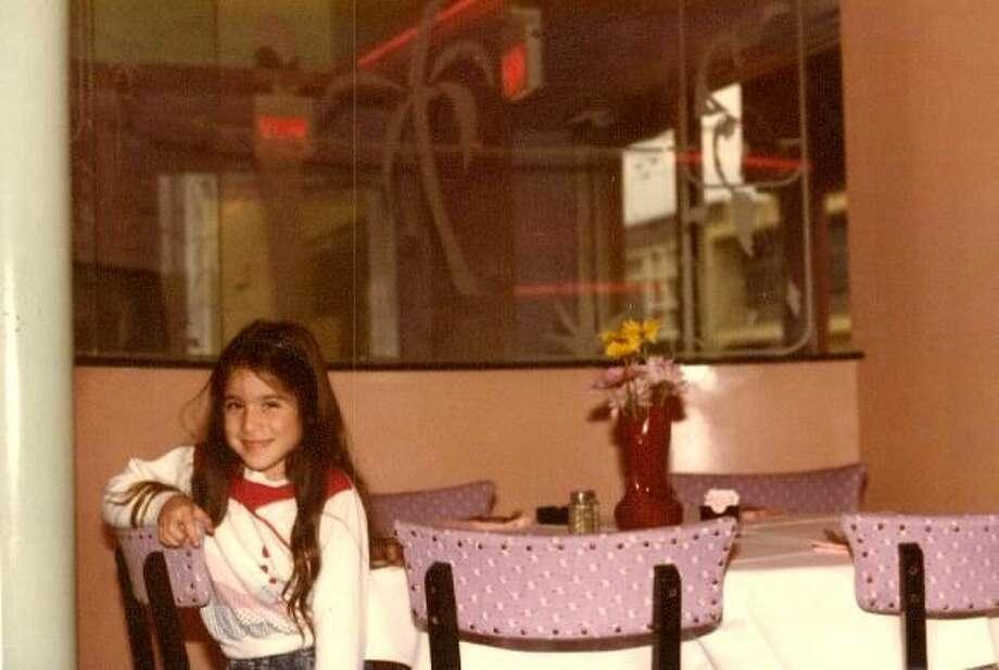 Brina D'Amico grew up in the restaurant industry. Photo: Nash, Courtesy Brina D'Amico