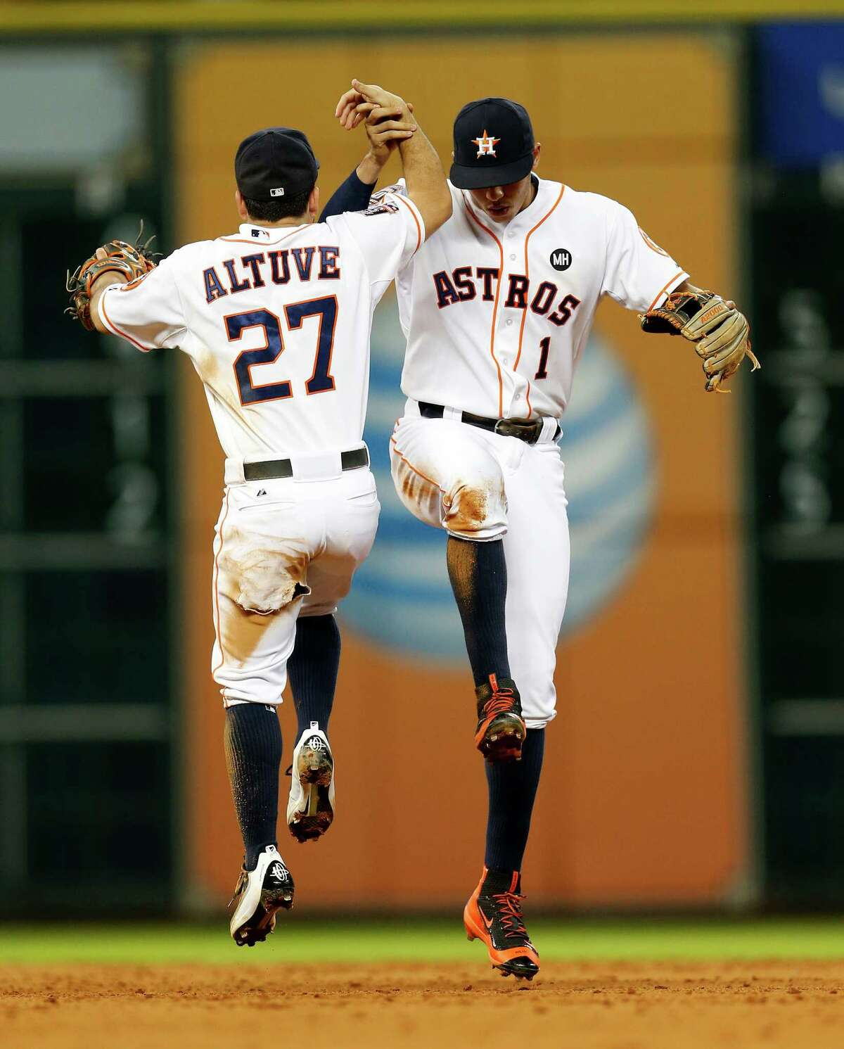 Reason to have faith: Young stars on hand This is still a young team with a pair of budding stars in Jose Altuve and Carlos Correa. But given the utter lack of production in several lineup spots right now, they'll need to step things up to compensate.