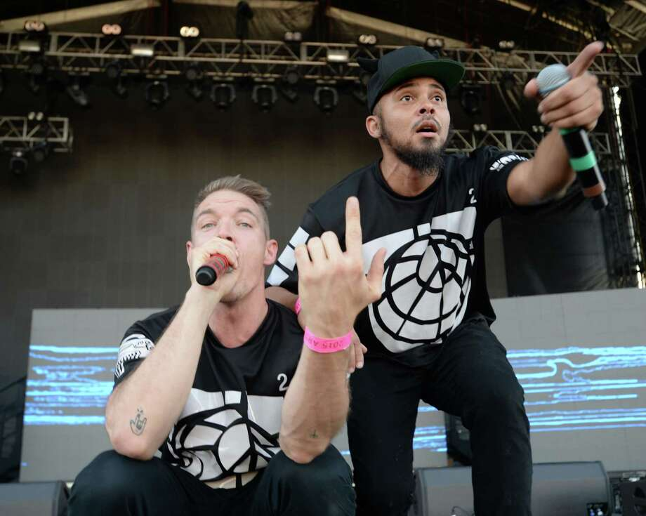 The first Middlelands festival has lined up some headline acts for the music and camping extravaganza.Major Lazer features Diplo, left, will play the first Middlelands festival. >>>Click through to see who else will perform at Middlelands. Photo: Jon Shapley, Staff / © 2015 Houston Chronicle