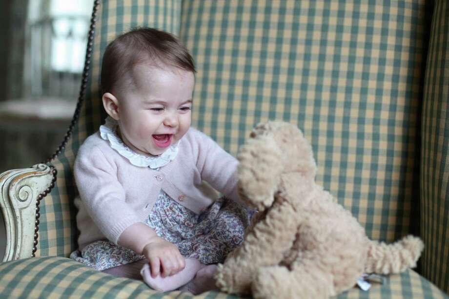 Princess Charlotte of Cambridge Photo: Handout / 2015 HRH The Duchess of Cambridge