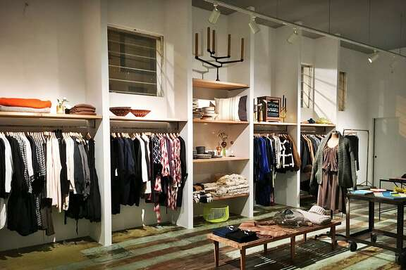 Mark Lee Morris and Andrew Soernsen, the owners and designers behind popular Mission-based boutique, Aggregate Supply, have opened second store, Lexington Standard located at 3469 18th Street in San Francisco and carrying men's and women's apparel and housewares.