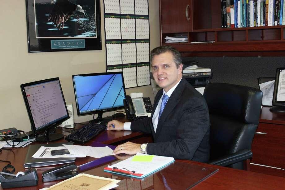 Brookfield Superintendent of Schools John Barile. Dec., 10, 2015. Photo: Alex Wolff / Hearst Connecticut Media