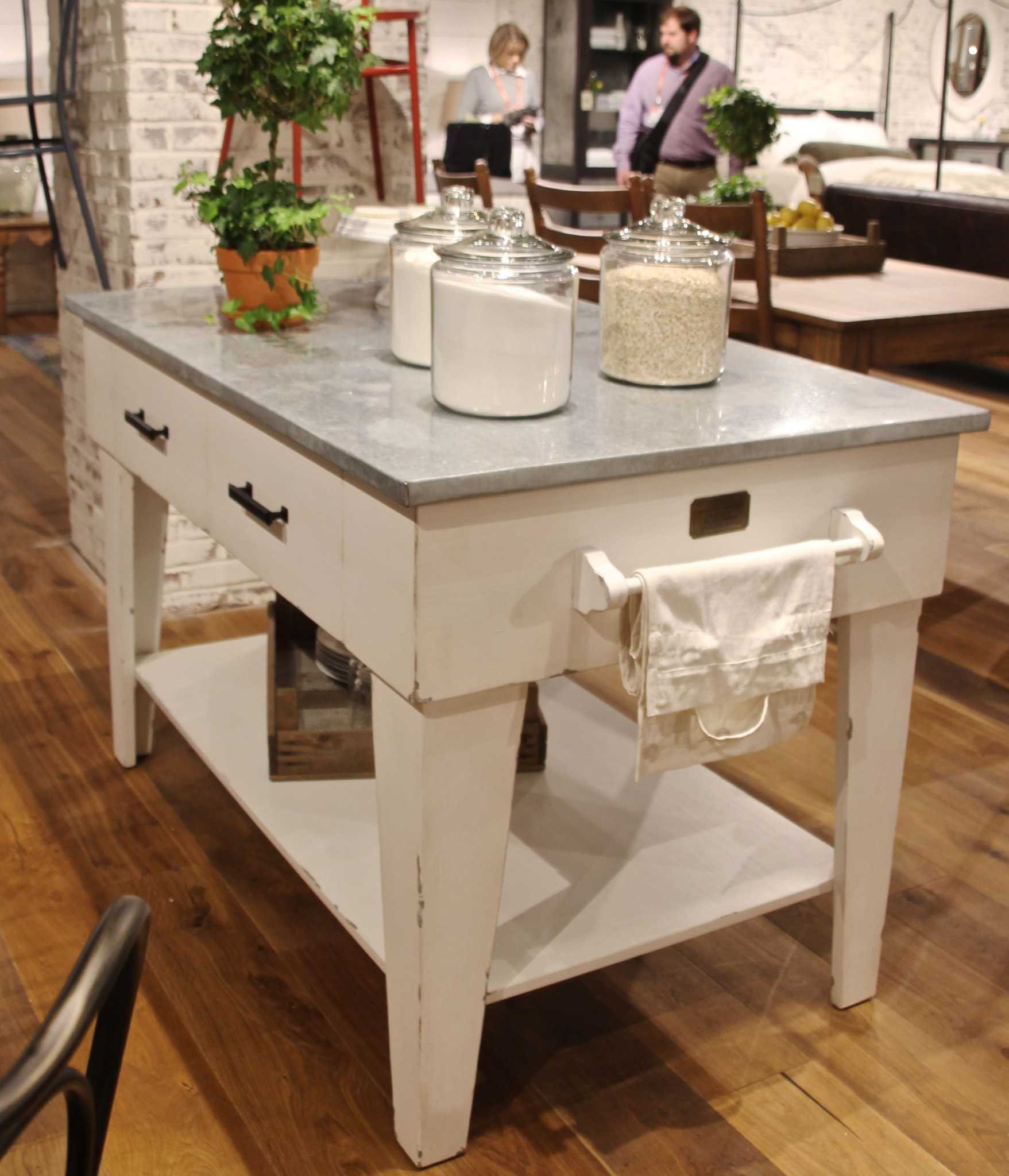Hgtv s fixer upper host introduces furniture line san for Does the furniture stay on fixer upper