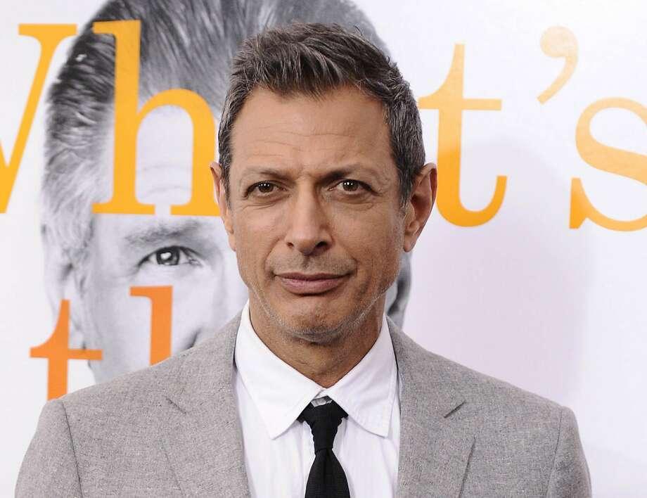 Jeff Goldblum is set to play with his jazz quintet. Photo: Peter Kramer, Associated Press