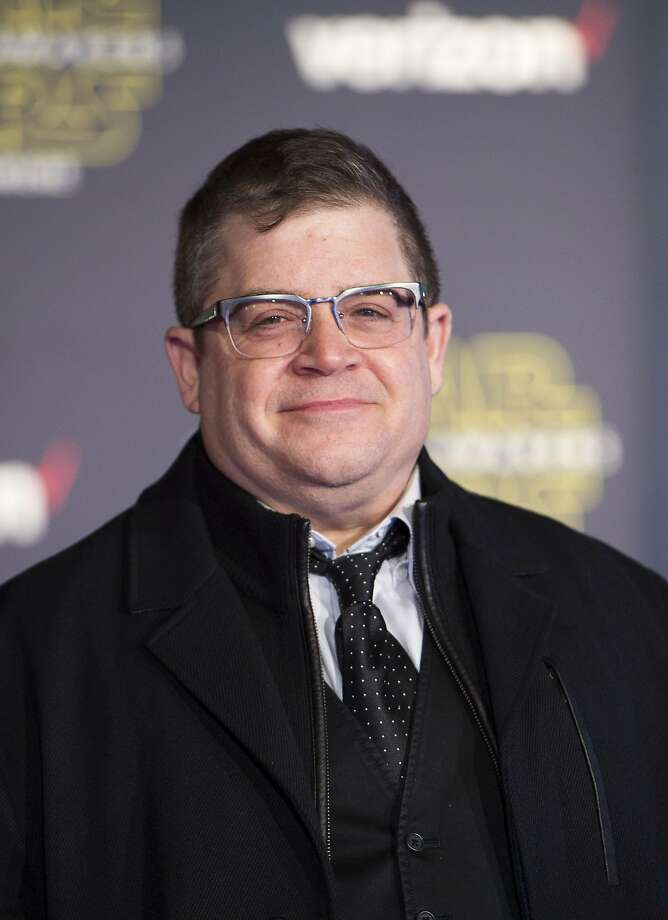 Patton Oswalt Photo: Valerie Macon, AFP / Getty Images