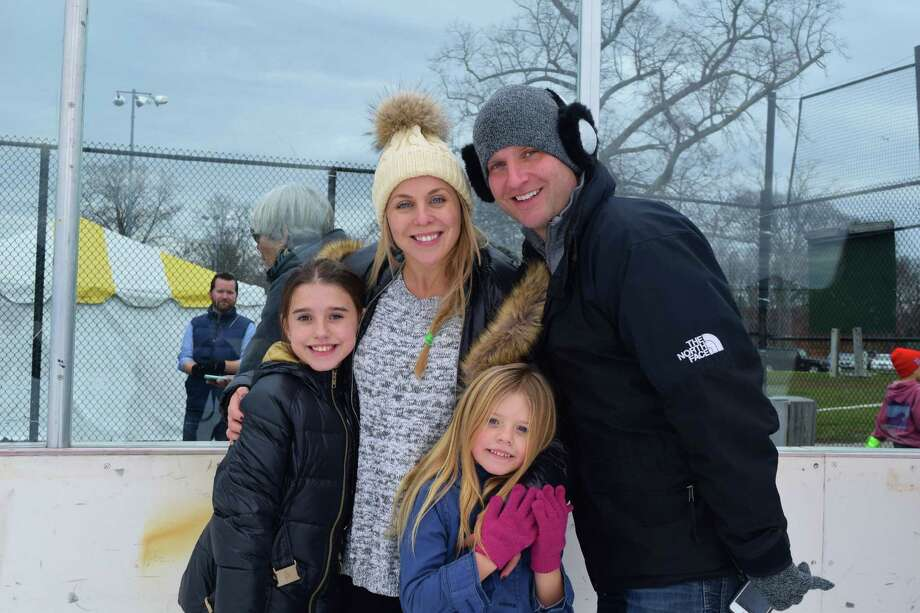 Were you SEEN ice skating at the Westport PAL ice rink on December 26, 2015? Photo: Todd Tracy / Hearst Connecticut Media Group