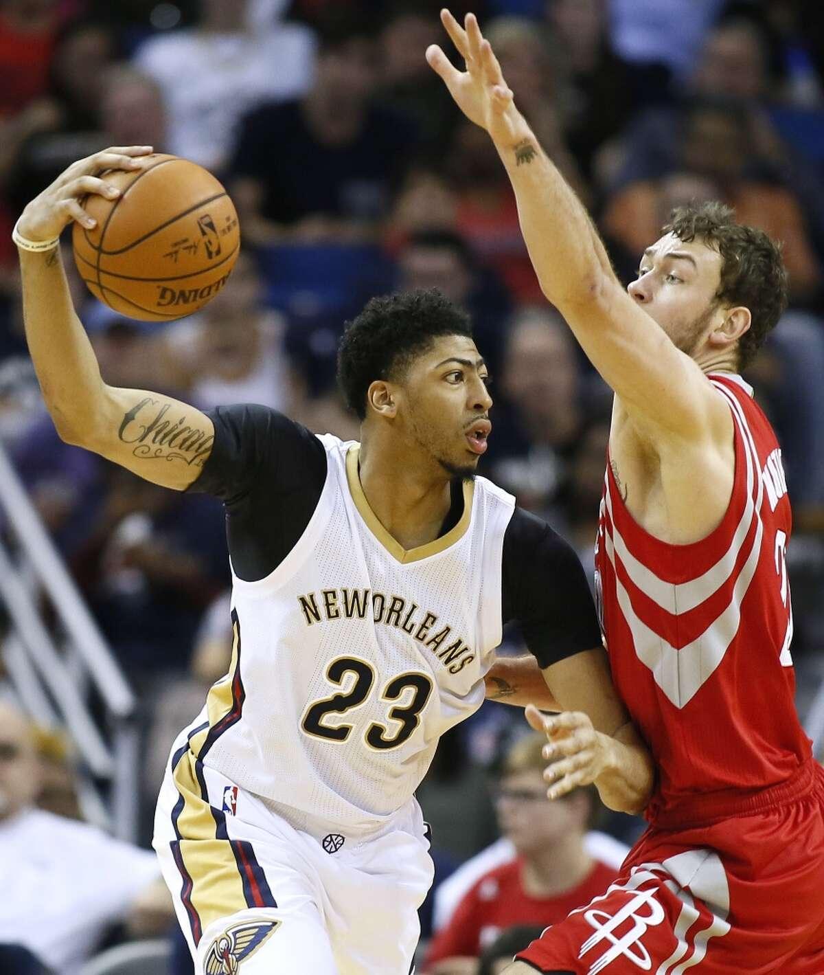 13. Anthony Davis, New Orleans Pelicans